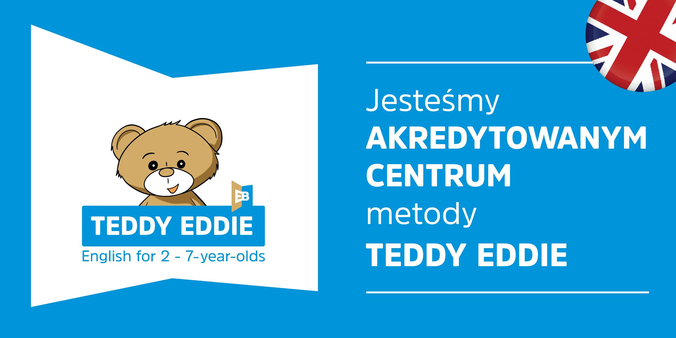 Teddy Eddie Radom Getgo angielski dzieci